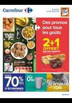 Prospectus Carrefour : Des promos pour tous les goûts